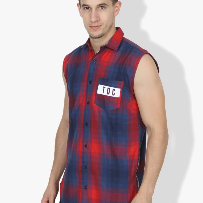 RESEDA SLEEVELESS SHIRT