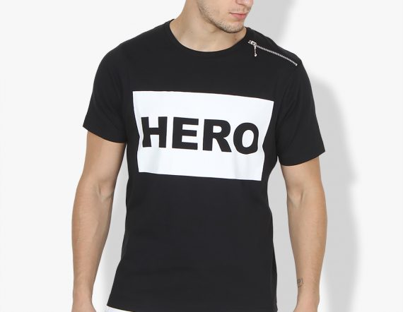 WACKER HERO ZIP TEE
