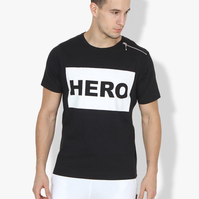 WACKER HERO ZIP TEE